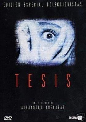Halálos tézis (1996) online film
