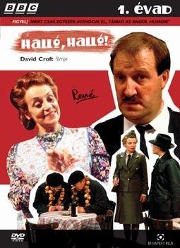 Halló, halló! ('Allo 'Allo!) 1. évad (1984) online sorozat