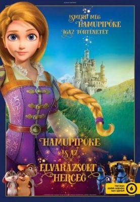 Hamupipőke és az elvarázsolt herceg (2018) online film