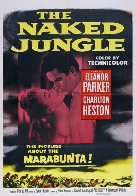 Hangyainvázió (1954) online film