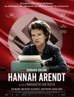 Hannah Arendt (2012) online film