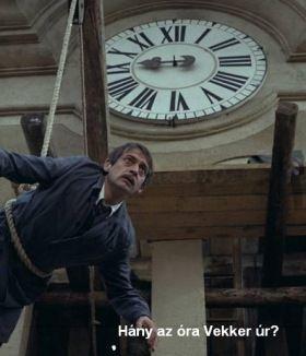 Hány az óra, Vekker úr? (1985) online film