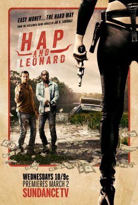 Hap and Leonard 1. évad (2016) online sorozat