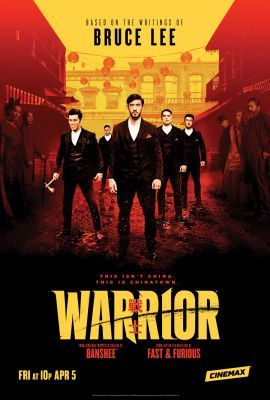 Harcos 2. évad (2020) online sorozat