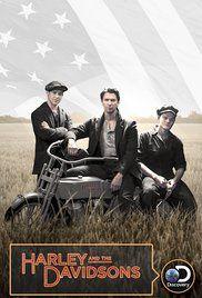 Harley és a Davidson fiúk 1. évad (2016) online sorozat