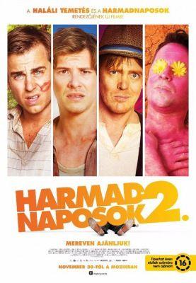 Harmadnaposok 2 (2017) online film