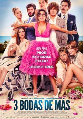Hárommal több esküvő (2013) online film