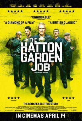 Hatton Garden - Az utolsó meló (2017) online film
