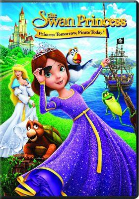 Hattyú hercegnő: Ma kalóz, holnap hercegnő!(The Swan Princess: Princess Tomorrow, Pirate Today!) (2016) online film