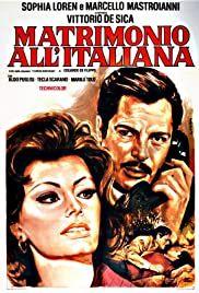 Házasság olasz módra (1964) online film