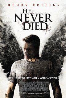 He Never Died (2015) online film
