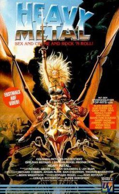 Heavy Metal (1981) online film