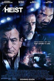 A 657-es járat (Heist) (2015) online film