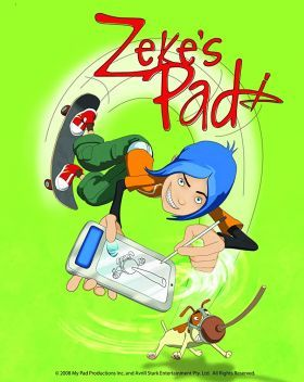 Hekker Zek 1. évad (2008) online sorozat