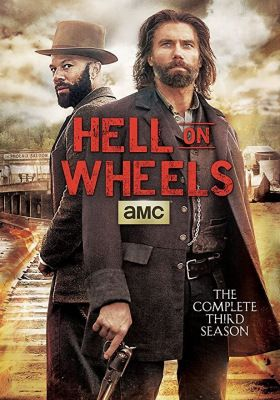 Hell on Wheels 3. évad (2013) online sorozat