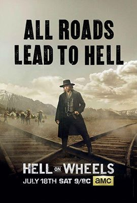 Hell on Wheels: 5. �vad (2015) online sorozat