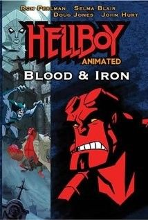 Hellboy Animated: Blood and Iron (2007) online film