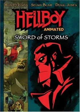 Hellboy Animated: Sword of Storms (2006) online film