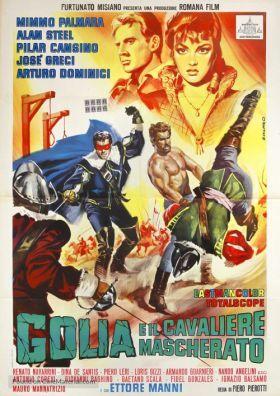 Hercules és az álarcos lovas (1963) online film
