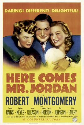 Here Comes Mr. Jordan (1941) online film
