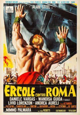 Herkules Róma ellen (1964) online film