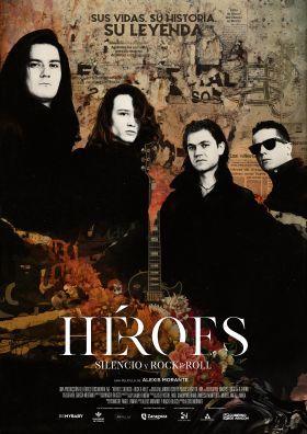 Heroes: Csend és rock and roll (2021) online film