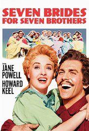 Hét menyasszony hét fivérnek (1954) online film
