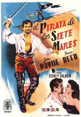 Hét tenger kalózai (1953) online film