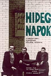 Hideg napok (1966) online film