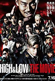 High & Low: The Movie (2016) online film