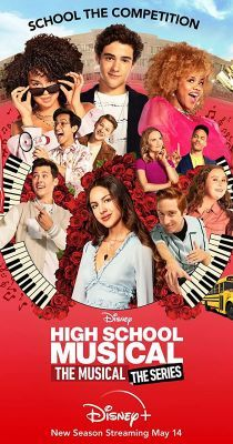 High School Musical: The Musical: The Series 2. évad (2021) online sorozat