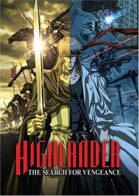 Highlander: The Search for Vengeance (2007) online film