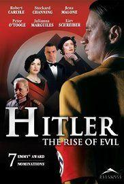 Hitler: A gonosz születése (2003) online film