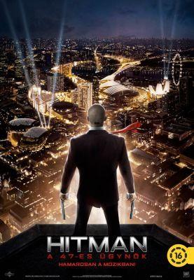 Hitman - A 47-es ügynök (2015) online film