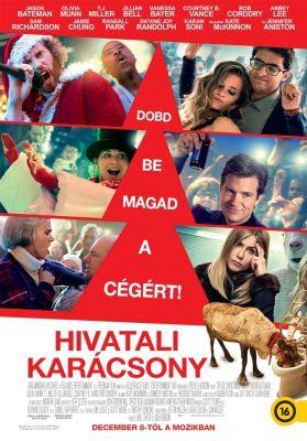 Hivatali karácsony (2016) online film