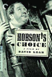 Hobson és lányai (1954) online film