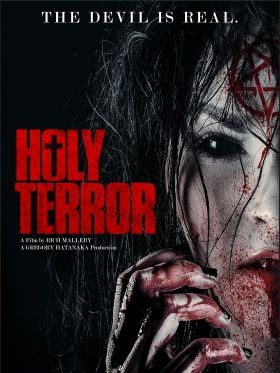 Holy Terror (2017) online film