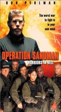 Homokember-hadművelet: Harcosok a pokolban (2000) online film