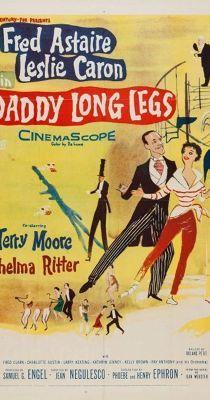 Hosszúláb papa (1955) online film