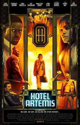 Hotel Artemis (2018) online film