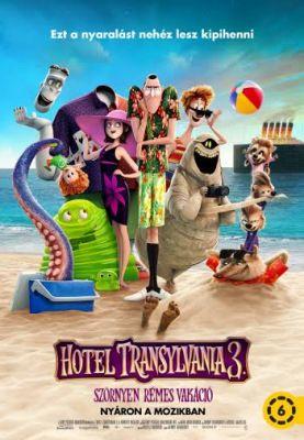 Hotel Transylvania 3: Szörnyen rémes vakáció (2018) online film