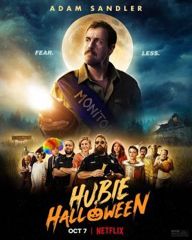 Hubie, a halloween hőse (2020) online film