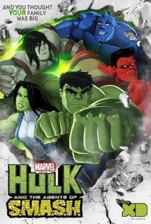 Hulk és a Zúzda ügynökei (2013) online sorozat