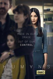 Humans 2. évad (2015) online sorozat