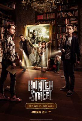 Hunter Street: Kölykök póráz nélkül 2. évad (2017) online sorozat