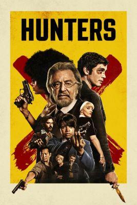 Hunters 1. évad (2020) online sorozat