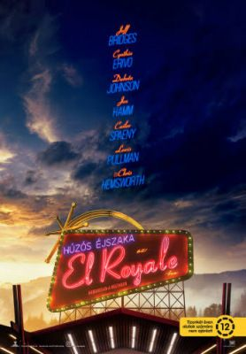 Húzós éjszaka az El Royale-ban (2018) online film