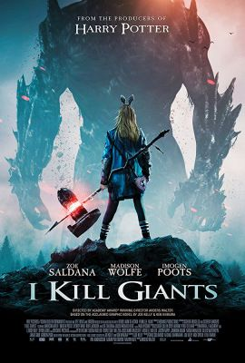 I Kill Giants (2017) online film