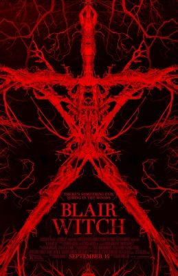 Ideglelés - Blair Witch (2016) online film