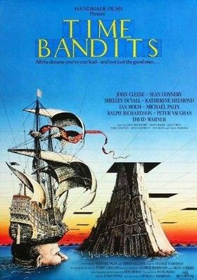 Időbanditák (1981) online film